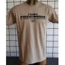 T-SHIRT TAN TEAM FROGMAN B.S.