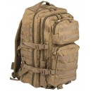 ZAINETTO TATTICO ASSAULT 20L COYOTE
